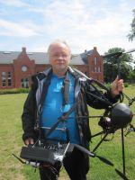 Fischer-mit-Drohne